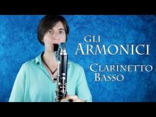 Embedded thumbnail for Gli armonici